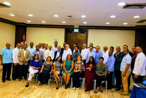 Fiesta reunión de fin de año 2018