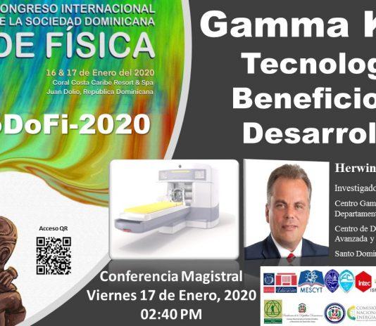 Conferencia: Gamma Knife, tecnología, beneficios y desarrollos