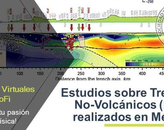 tremores no-volcanicos México