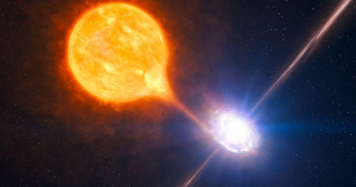 Agujero negro estelar